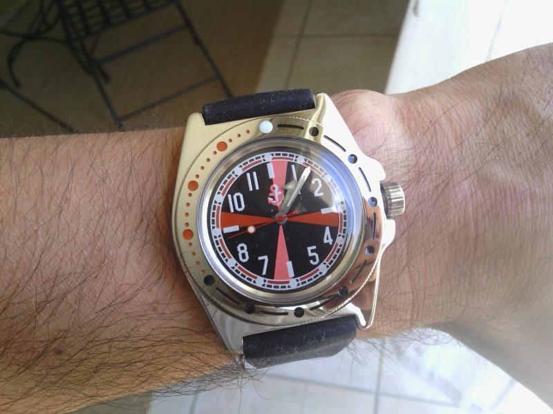 Un petit nouveau et une nouvelle montre.... C360_227