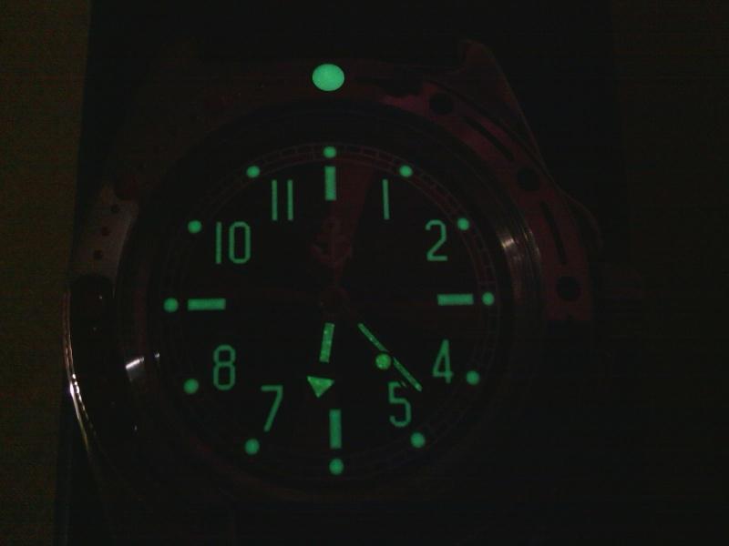 Un petit nouveau et une nouvelle montre.... C360_231