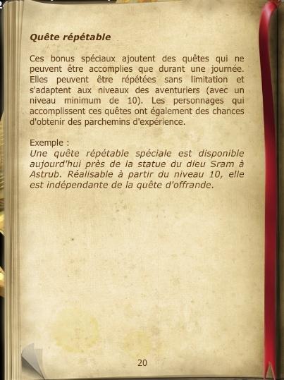 Les Archives de la guilde. 1110