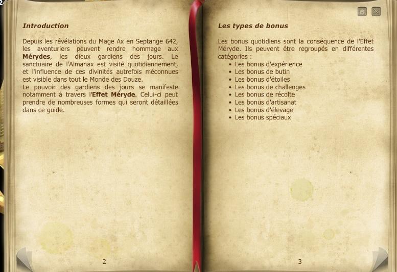 Les Archives de la guilde. 210