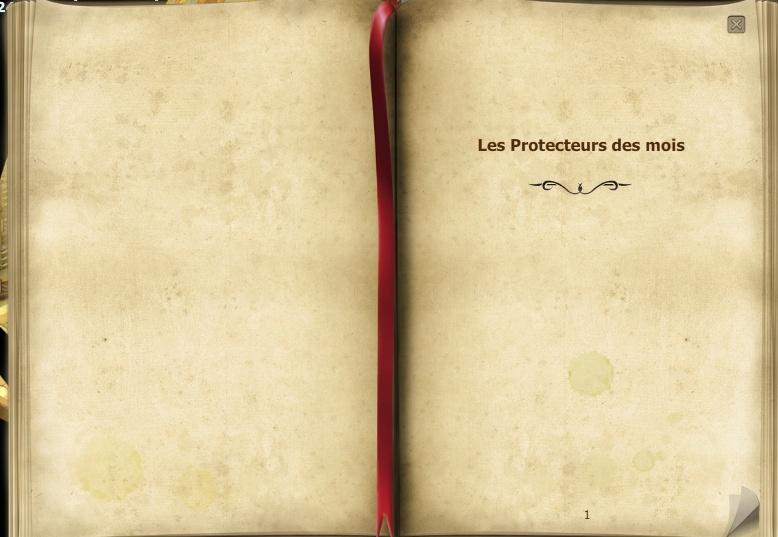 Les Archives de la guilde. Almana10
