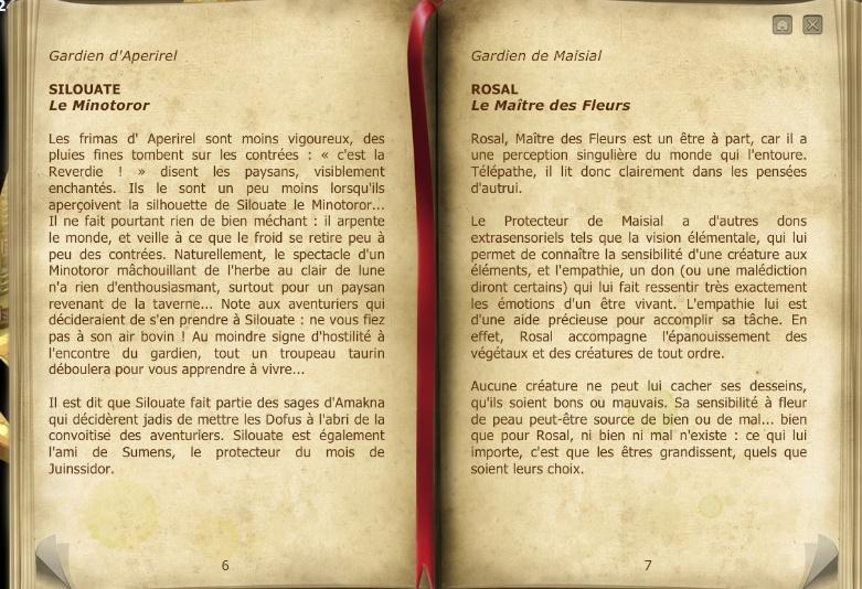 Les Archives de la guilde. Almana13