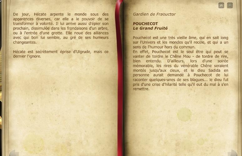Les Archives de la guilde. Almana15