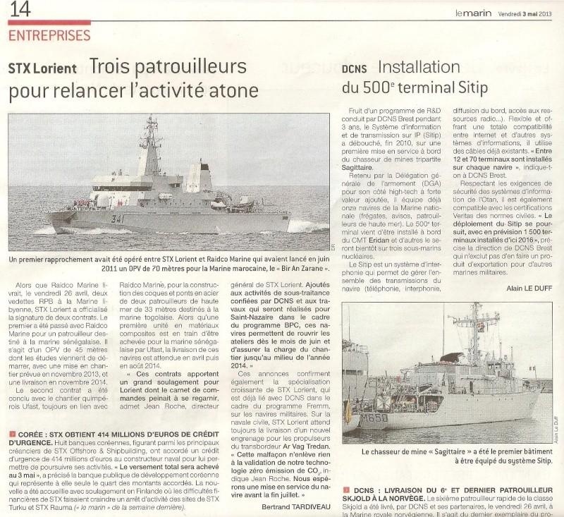 Infos Marine 00611