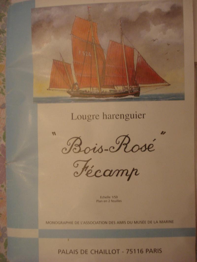 Louisanne , lougre de 1876 au 1/50ème 01710