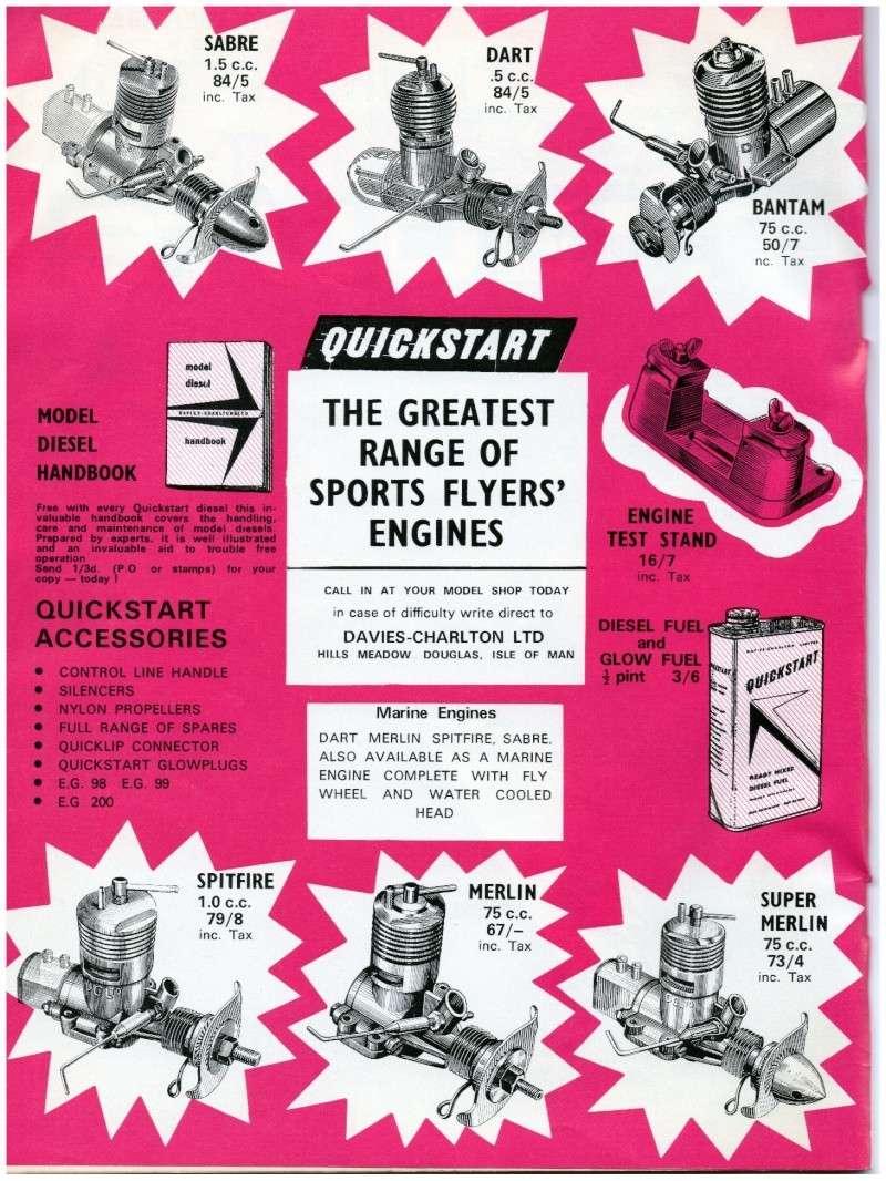 DC Bantam 0.75cc Dcad11