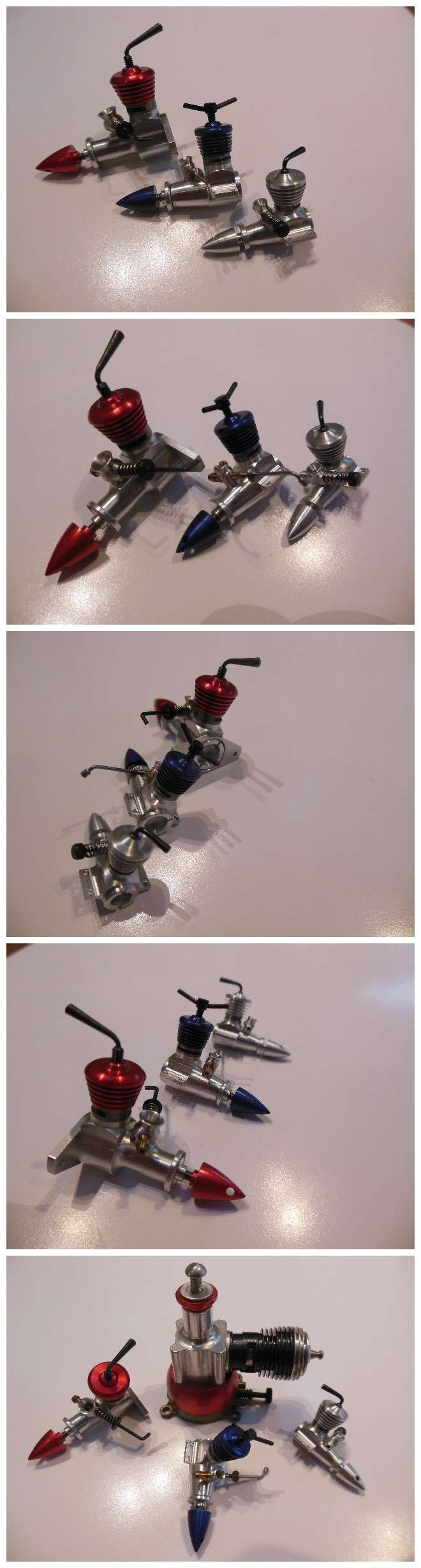 The smallest engine in the world Rv_sma13