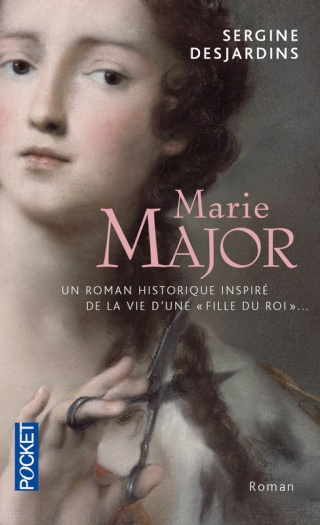 MARIE MAJOR de Sergine Desjardins 97822612