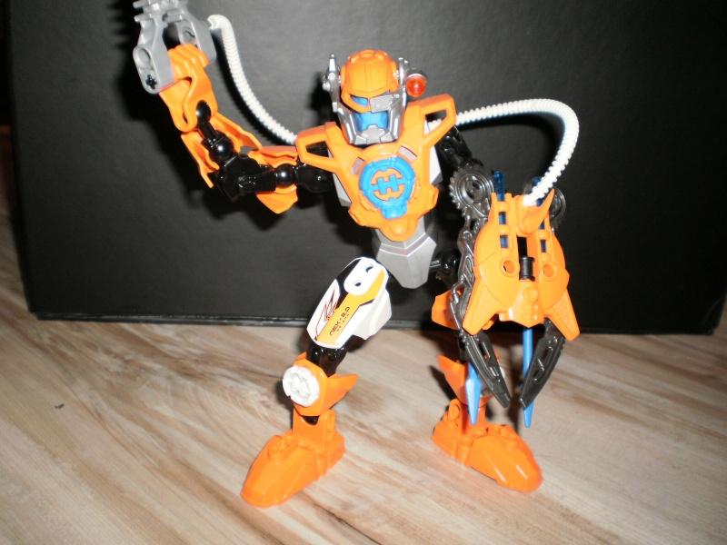 [MOC] Des MOC's, des refontes, et...des MOC's. Bionic10