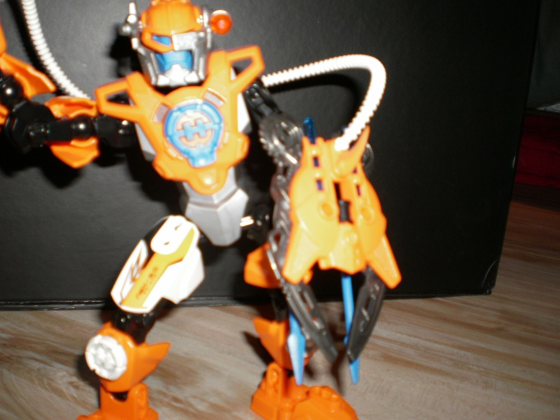 [MOC] Des MOC's, des refontes, et...des MOC's. Bionic11