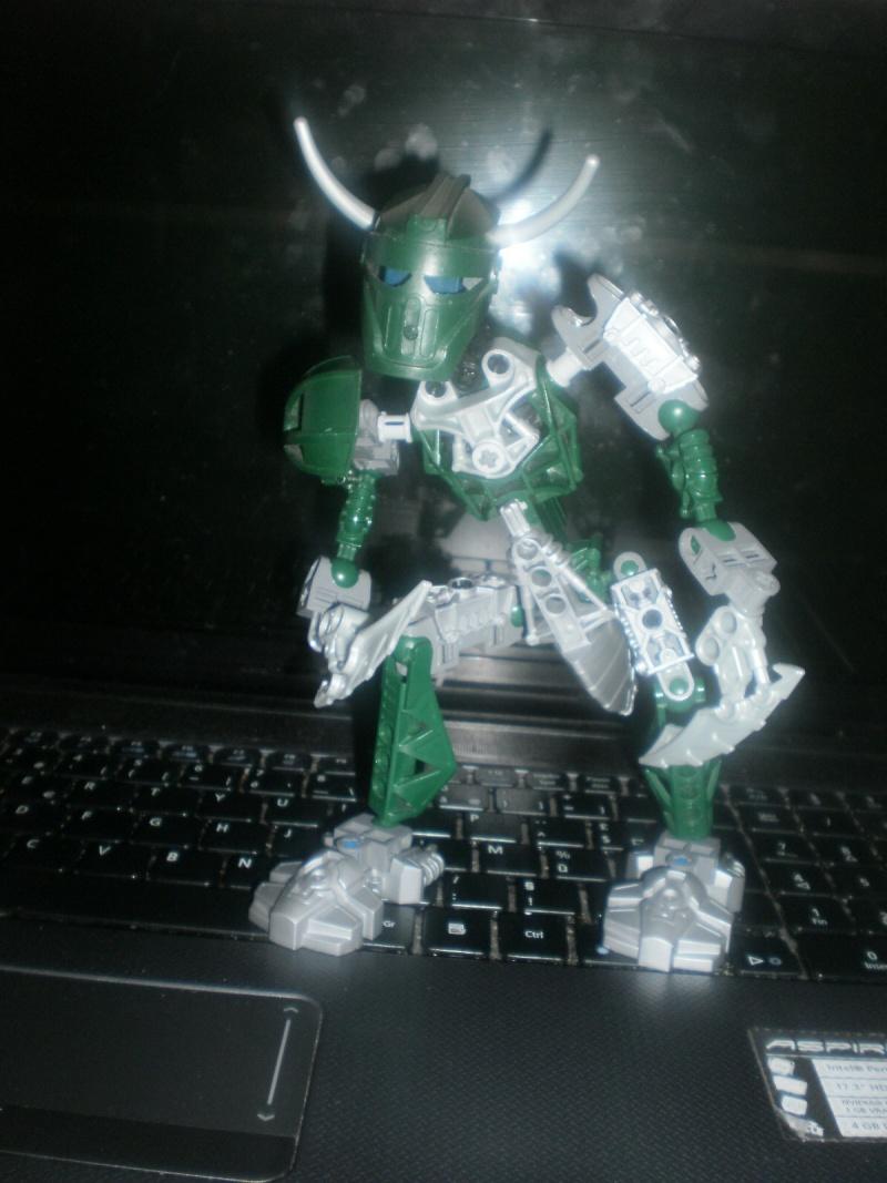 [MOC] Alterus Bionic16