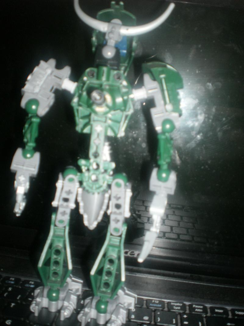 [MOC] Alterus Bionic20