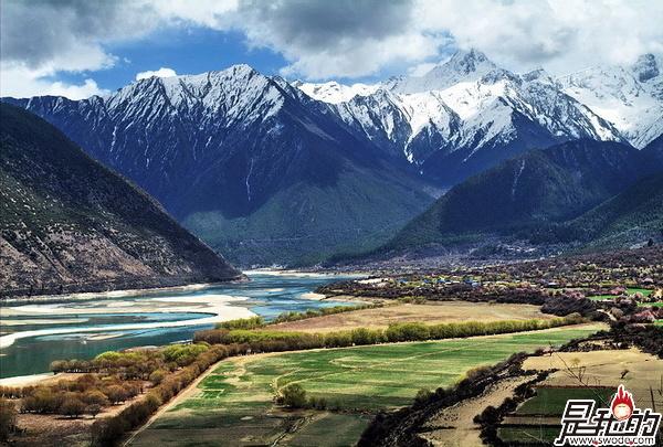 【暑假活动B】西藏之旅7月6-17拉萨--雅鲁藏布江--南迦巴瓦峰--林芝--纳木错深度全景  0_2310