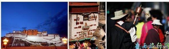 【暑假活动B】西藏之旅7月6-17拉萨--雅鲁藏布江--南迦巴瓦峰--林芝--纳木错深度全景  0_2610
