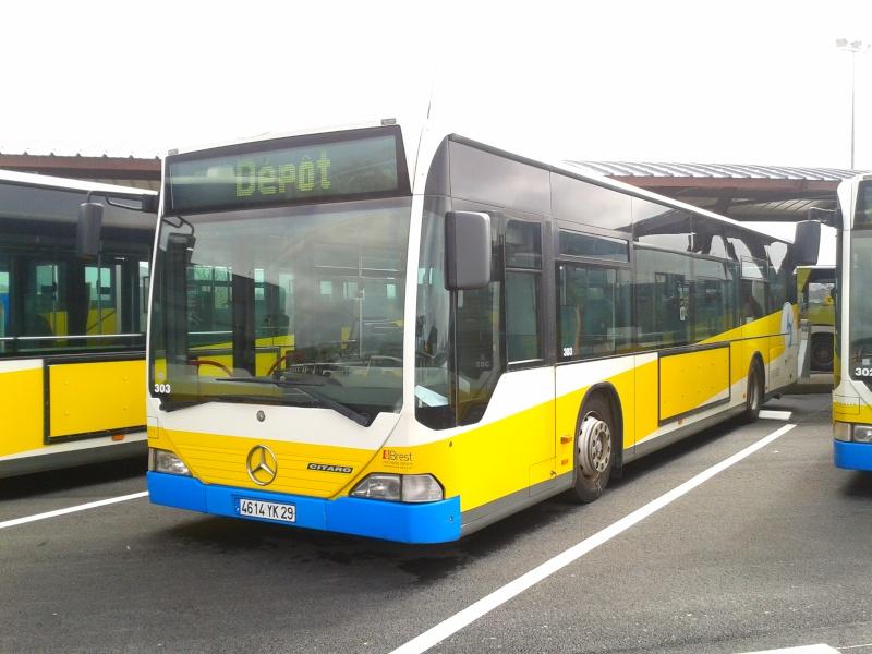 Citaro O530 et 530G 30310