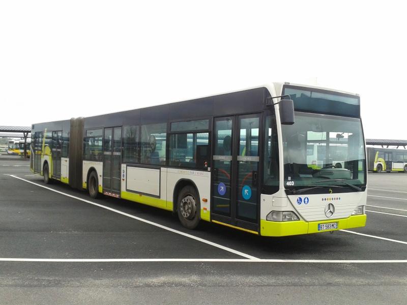 Citaro O530 et 530G 40310