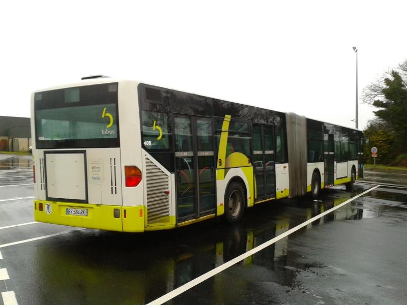 Citaro O530 et 530G 40610