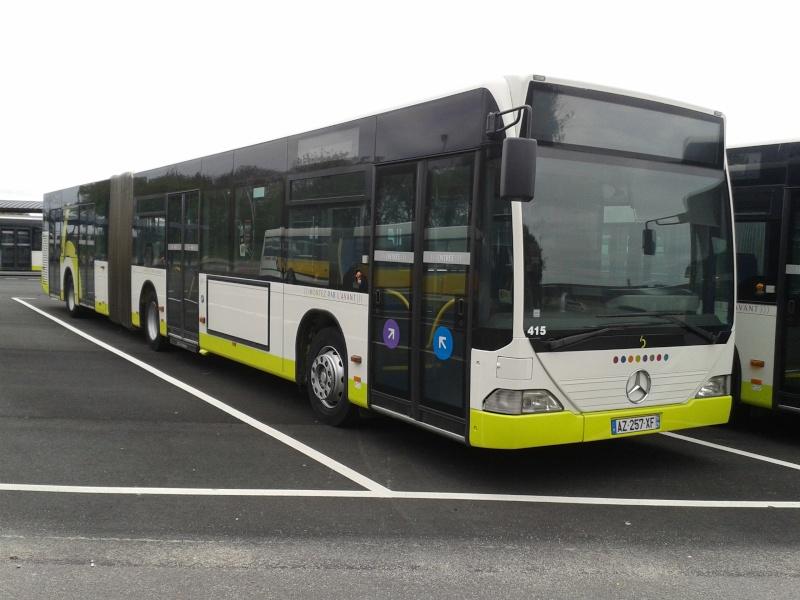Citaro O530 et 530G 41511