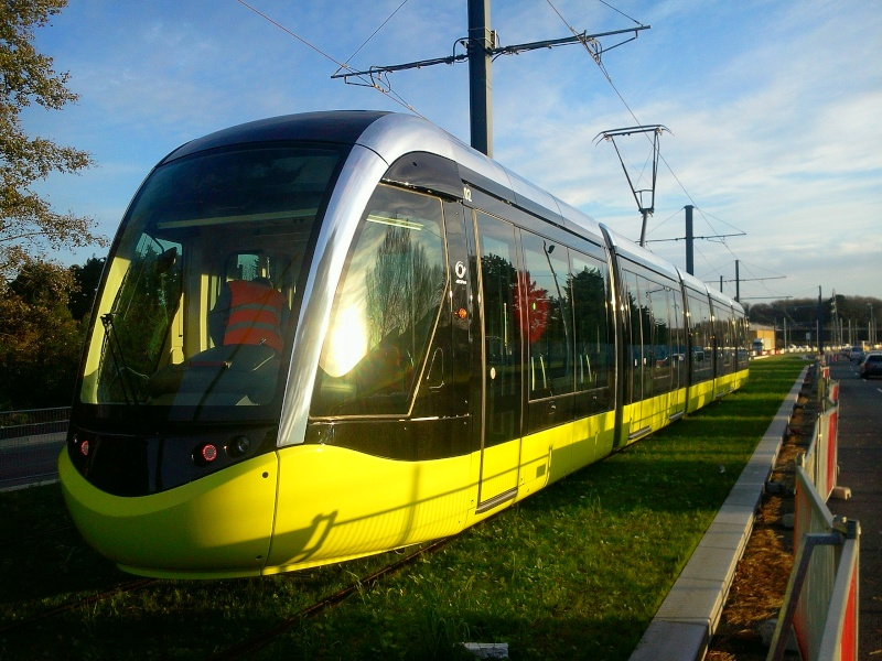 [Topic unique] Tramway de Brest. Alstom23