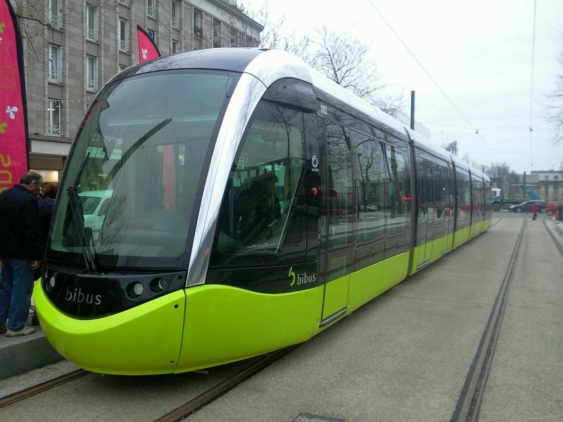 [Topic unique] Tramway de Brest. Alstom24