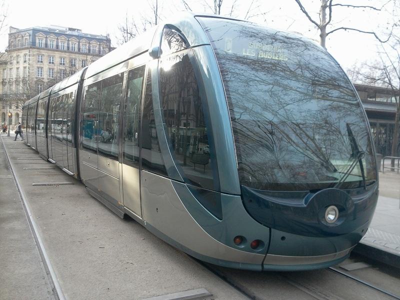 Réseau TBC de Bordeaux Alstom43