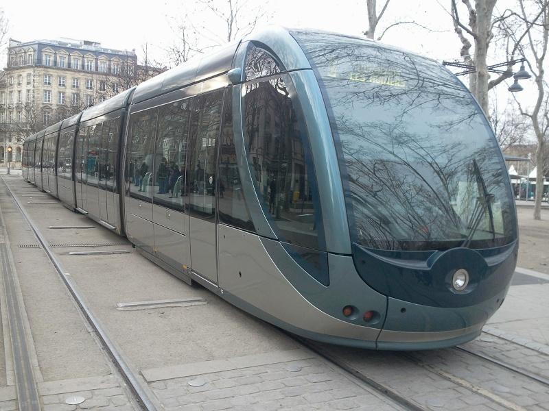 Réseau TBC de Bordeaux Alstom45