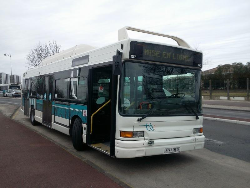 Réseau TBC de Bordeaux Heulie83