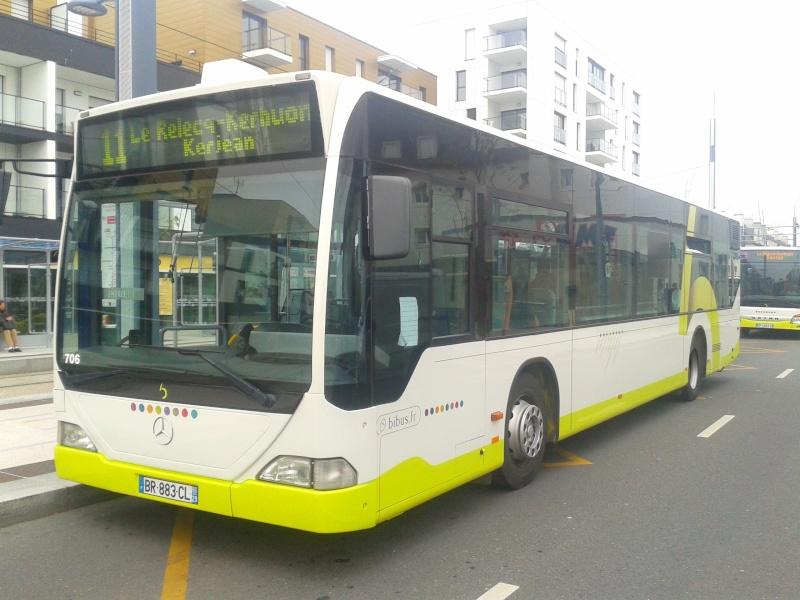 Citaro O530 et 530G Merce107