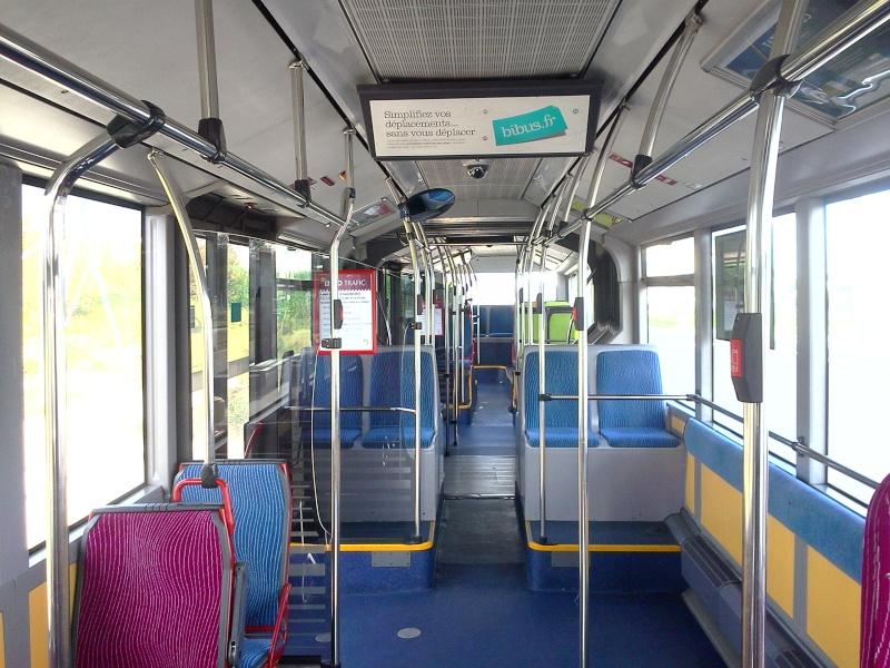 Photos d'intérieur des bus de votre réseau - Page 3 Merced70
