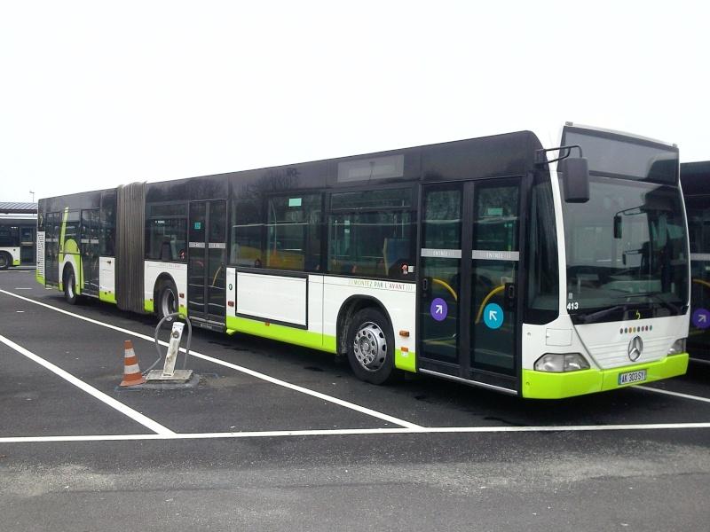 Citaro O530 et 530G Merced77