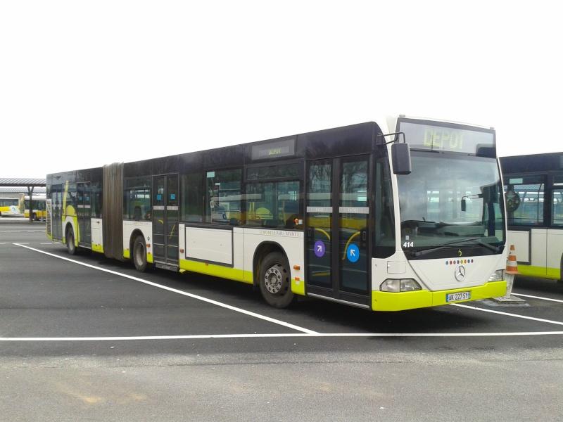 Citaro O530 et 530G Merced78