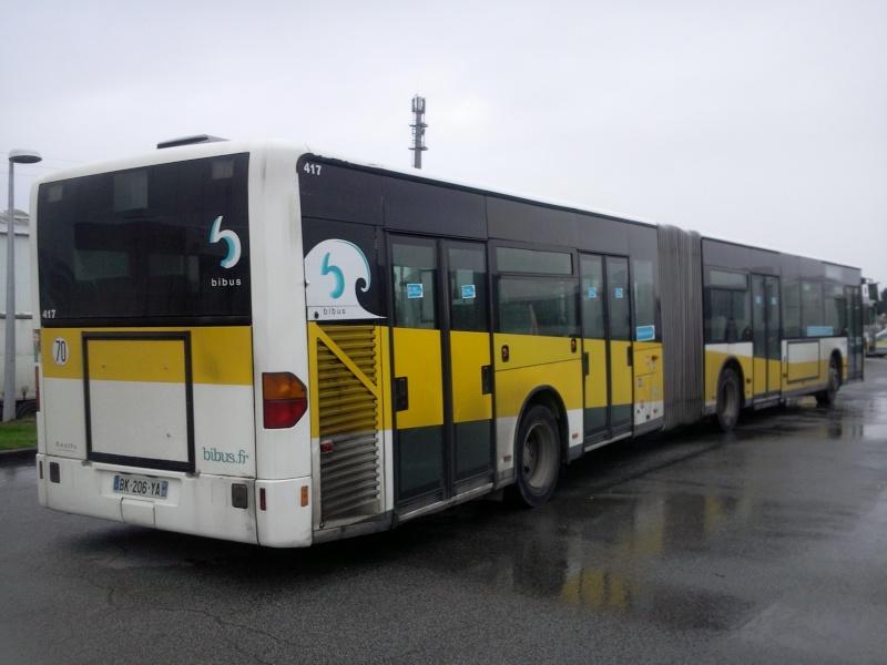 Citaro O530 et 530G Merced80