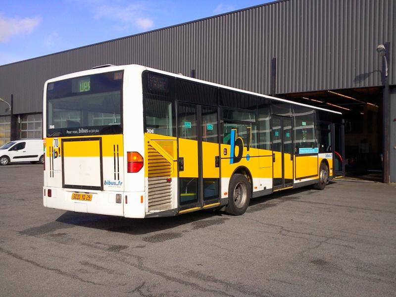 Citaro O530 et 530G Merced83