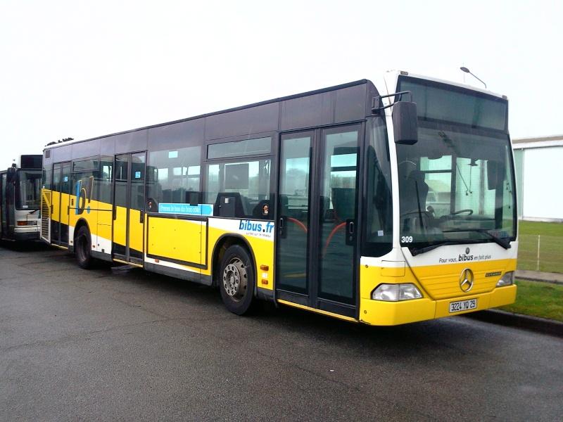 Citaro O530 et 530G Merced85