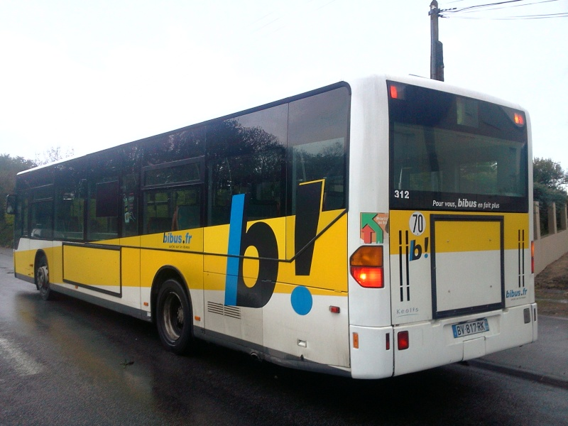 Citaro O530 et 530G Merced88