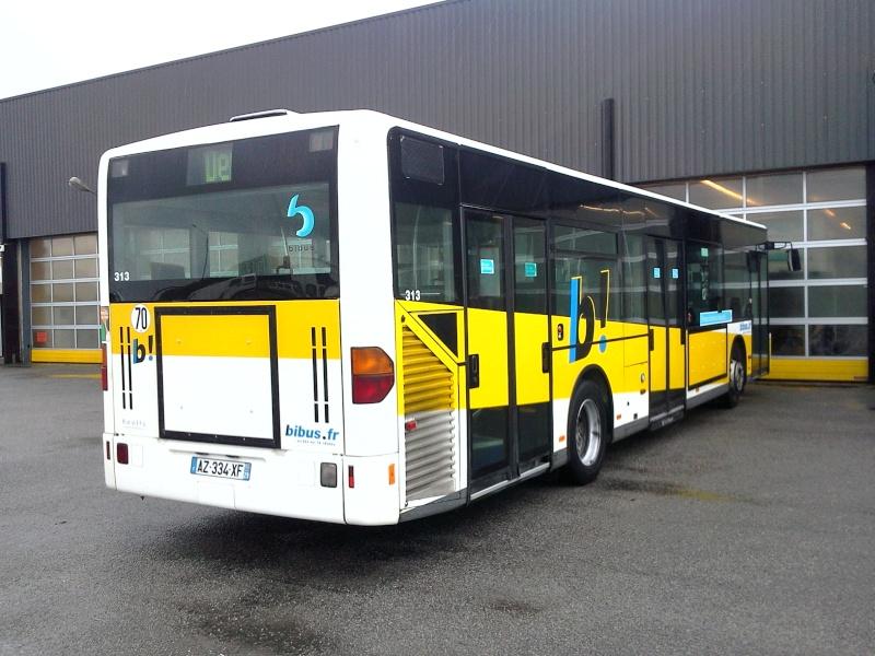 Citaro O530 et 530G Merced89