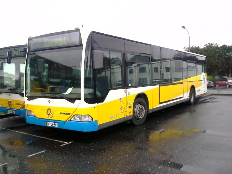Citaro O530 et 530G Merced90