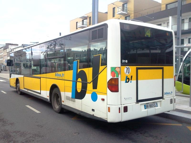 Citaro O530 et 530G Merced92