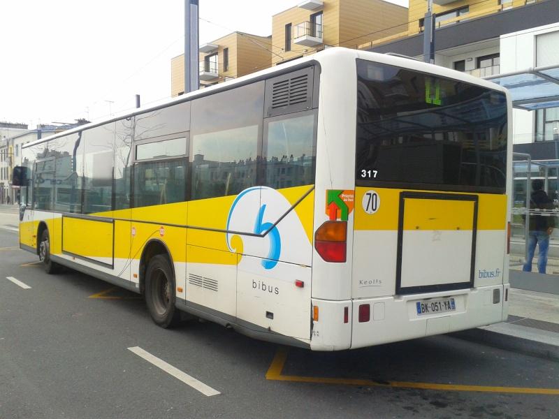 Citaro O530 et 530G Merced93