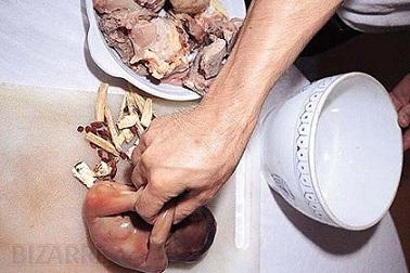 Foetus Humain chine: après les chiens… les fœtus humain!!!