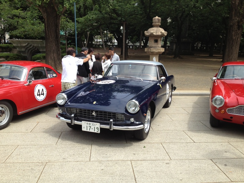Nippon Classic car rally Img_1314