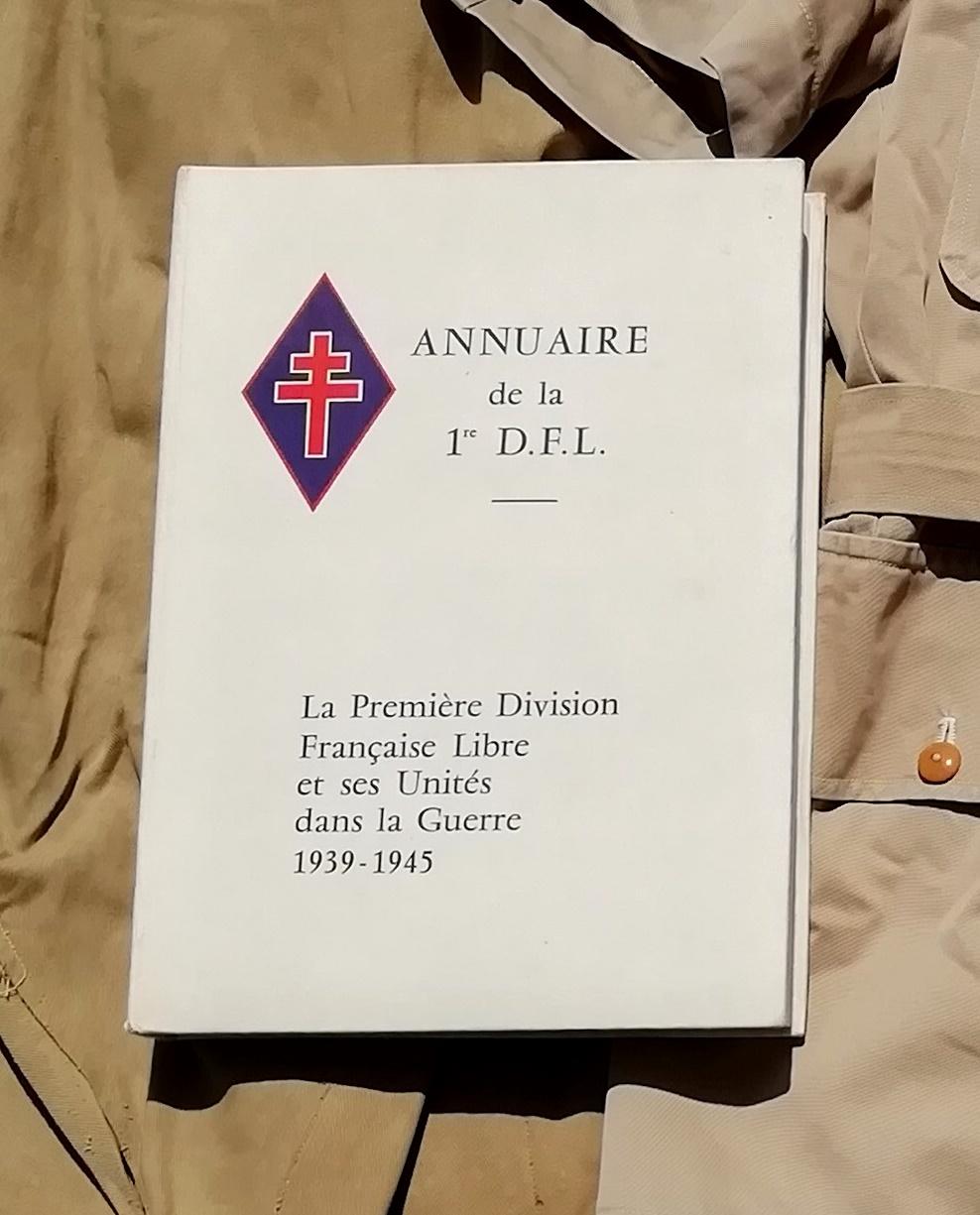 Souvenirs d'Yves de Daruvar  RMT Compagnon de la Libération Img_4451