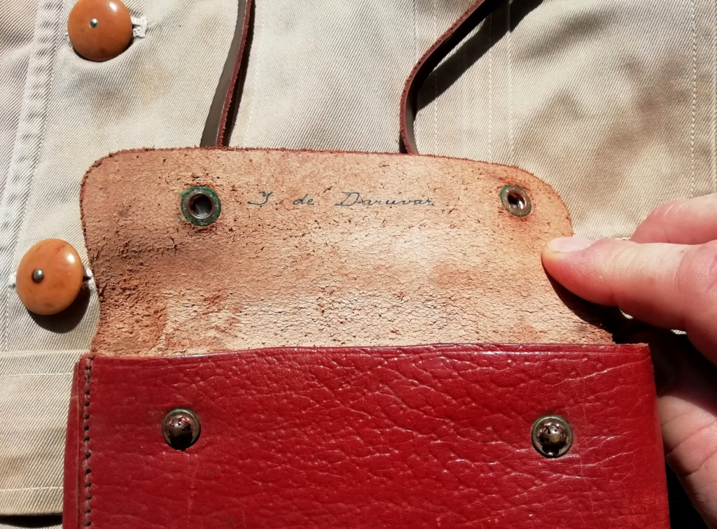 Souvenirs d'Yves de Daruvar  RMT Compagnon de la Libération Img_4453