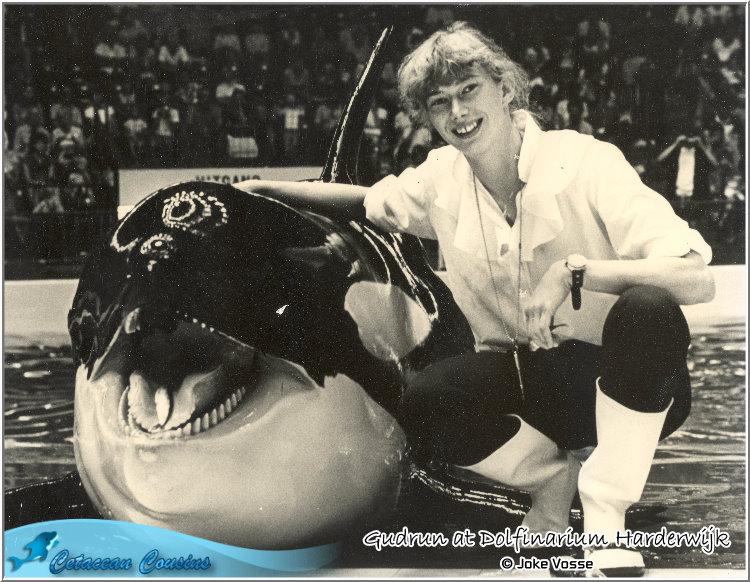[Photos] Les orques captives quand elles étaient bébé - Page 11 Gudrun10