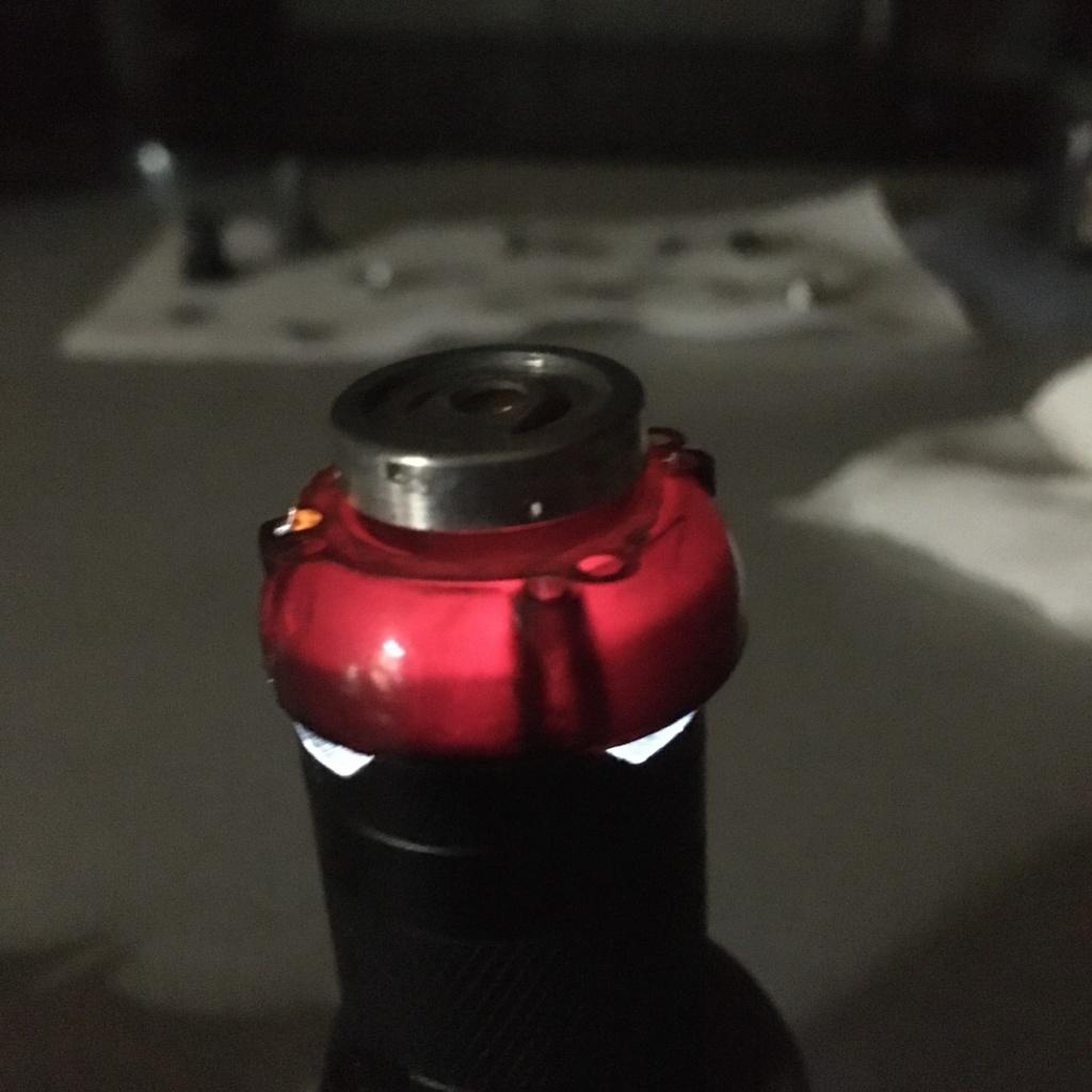 Dyeing Space Bug Junior Fuel Tanks - Black & Purple 75547c10