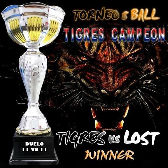 SALA DE TROFEOS N°1 Lost11