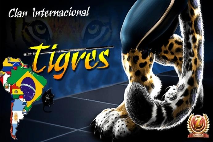 ❽亗 ĊLΛИ TÏĢRES ÏИTERИΛĊÏΘИΛL亗❽ Tigres12