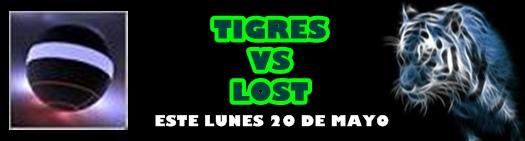 TIGRES VS LOST Tigres14