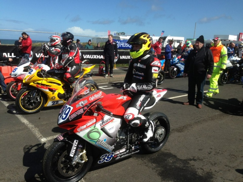 [Road Racing] North West 200 2013 60188510