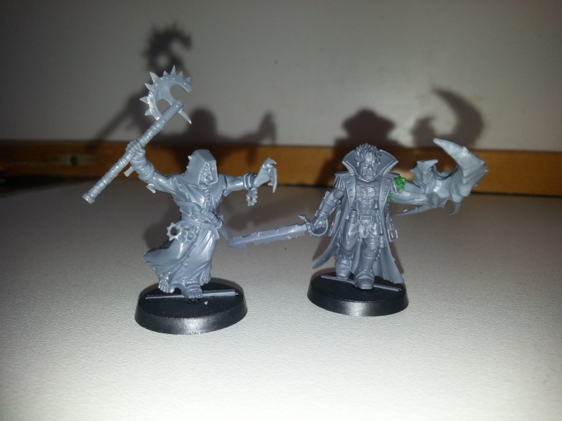possessed - Possessed Cultists WIP (updated) Magist10